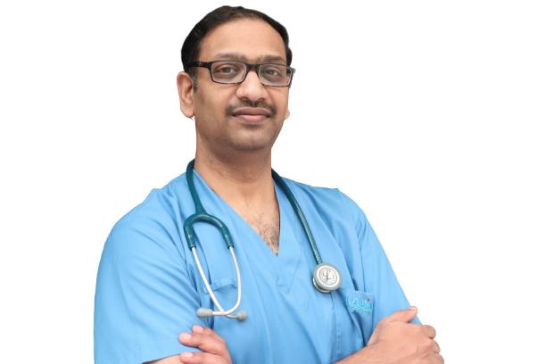Dr. Rohit R Tanga