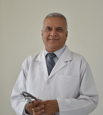 Dr. M. Srinivas