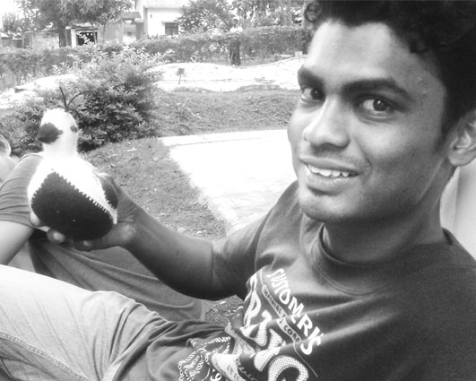 Venkat, 17, Engineer